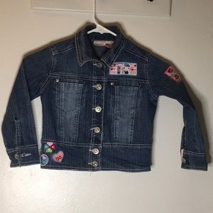 Hello Kitty Jean Jacket